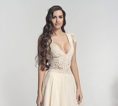 cloe wedding dress by Atelier Zolotas