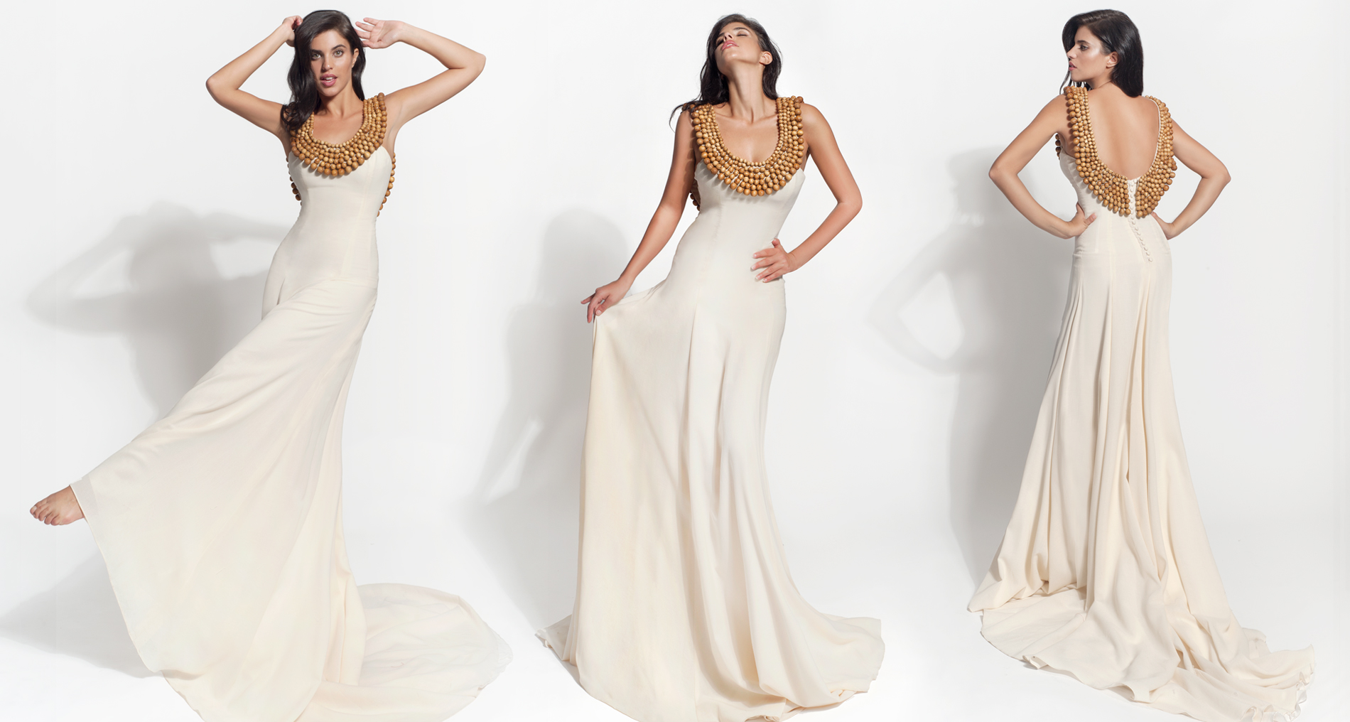 Rochia wedding dress from  Hellenic Vintage Core Collection